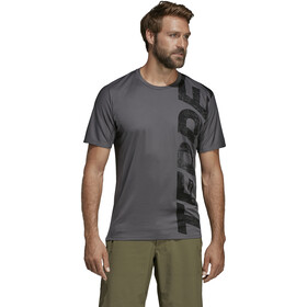 adidas TERREX Trail Cross Camiseta Hombre, grey five